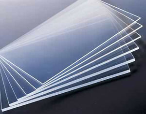 Clear Acrylic Perspex Sheet Glazing Replacement Photo Picture Frame