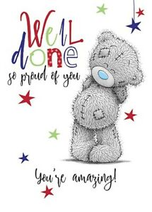 WELL-DONE-So-proud-of-You-Small-Tatty-Teddy-Me-to-You-Greeting-Card