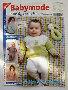 fairer Preis Bestpreis echte Qualität Babymode handgemacht by Andrea Kreativ Nr.2/2019 ungelesen ...