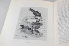 Original Instructions From The Mpd 1 Lomo Polarizing Microscope