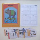 Evan Moor Math Center Educational Learning Resource Game Money