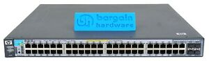 HP-J8693A-Pro-Curve-3500YL-48G-PoE-48-RJ-45-Port-PoE-Switch-No-Ears