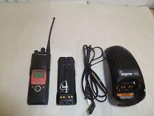 Working Motorola Astro XTS5000 800 MHz Two Way Radio w Impres H18UCF9PW6AN j