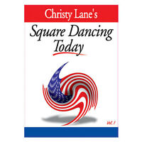 Christy Lanes Square Dancing Today Dvd on Sale