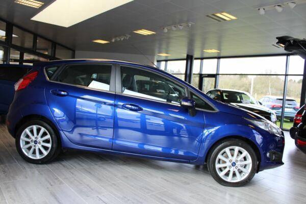 Ford Fiesta 1,0 SCTi 125 Titanium - billede 2
