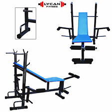 Lycan Multipurpose 8 iN 1 Exercise Bench