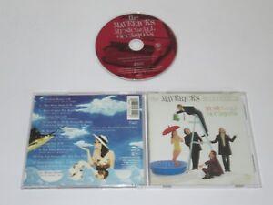 THE-MAVERICKS-MUSIQUE-POUR-ALL-OCCASIONS-MCD-11344-CD-ALBUM