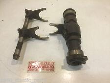 Kawasaki Z650 KZ650 Z750 KZ750 Engine Gearbox Gear Selector Drum Forks