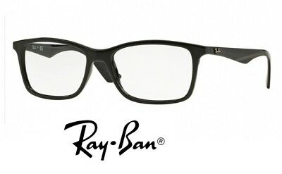 RAY BAN RB 7047 2000 54 mm occhiale da vista UOMO | eBay