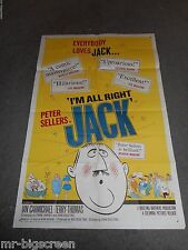 I/'m All Right Jack Sellers Rutherford Repro POSTER