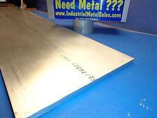 """1/2"""" x 10"""" x 24""""-Long 6061 T651 Aluminum Flat Bar-- .500"""" x 10"""" 6061 Flat Bar"""