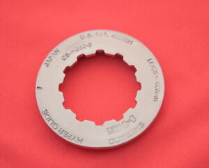Shimano Sora Deore HG CS-HG50 Cassette Lockring for 9T Cog NEW Hyperglide