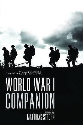 WORLD WAR 1 COMPANION by Bloomsbury Publishing PLC (Hardback, 2013). RRP £20