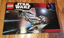 LEGO Star Wars General Grievous Star Fighter Original INSTRUCTION MANUAL Only