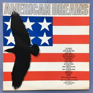 American-Dreams-Meatloaf-Toto-Steppenwolf-Lynyrd-Skynyrd-Patti-Smith-Ex