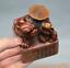 miniature 6 - 2-8-034-Chine-Naturel-Shoushan-Pierre-Sculpte-Pixiu-Bete-Dynastie-Sceau-Timbre