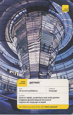 Teach Yourself German: Complete Course (Teach Yourself Complete-ExLibrary