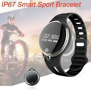 E07-Bluetooth-Smart-Watch-Bracelet-Waterproof-Healthy-Pedometer-Sport-Black