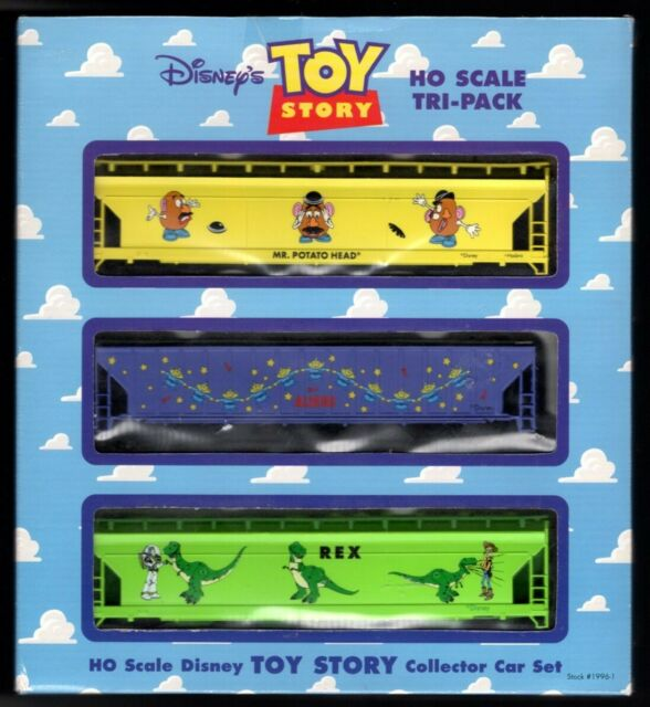 Toy Story Train Tri Pack Limited Edition Disney