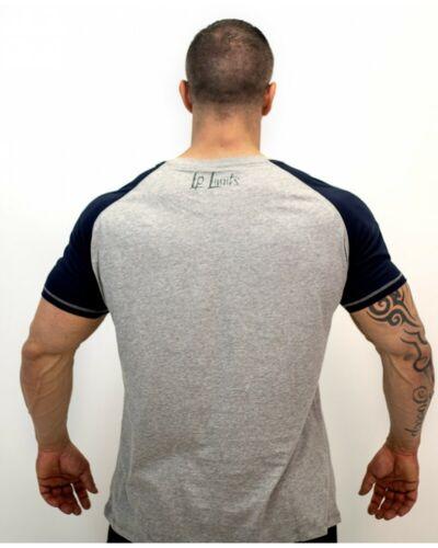 Legal Power T-Shirt Big Tee Metal Wear super Jersey Baumwolle 180g//m²