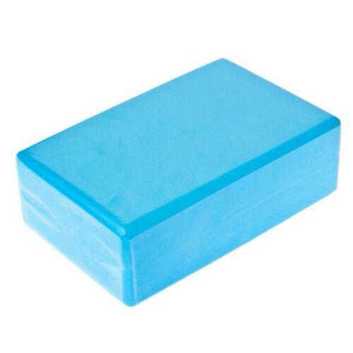 high-density EVA Yoga Blocks Foam Home Exercise Yoga Bricks Fitness  TR