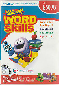 BRAINtastic-Word-Skills-Key-Stages-1-2-3-interactive-3-x-CDs-for-ages-3-14