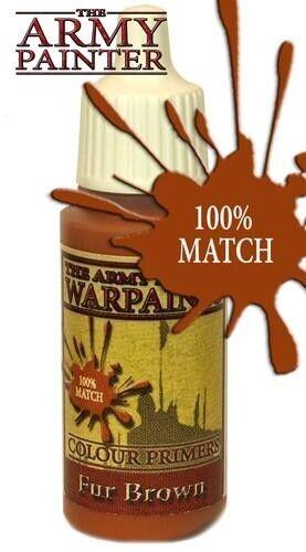 The Army Painter warpaints fourrure marron APWP 1122