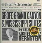 Grofe Grand Canyon Suite 0074643775922 by Bernstein CD