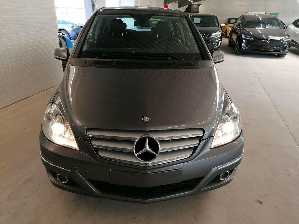 Mercedes B200 2,0 CDi Diesel modelår 2011 km 252000