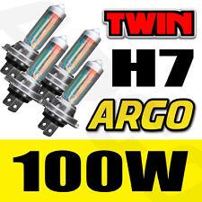 4X H7 100W HIGH POWER ICE WHITE XENON HEADLIGHT FRONT FOG BULBS