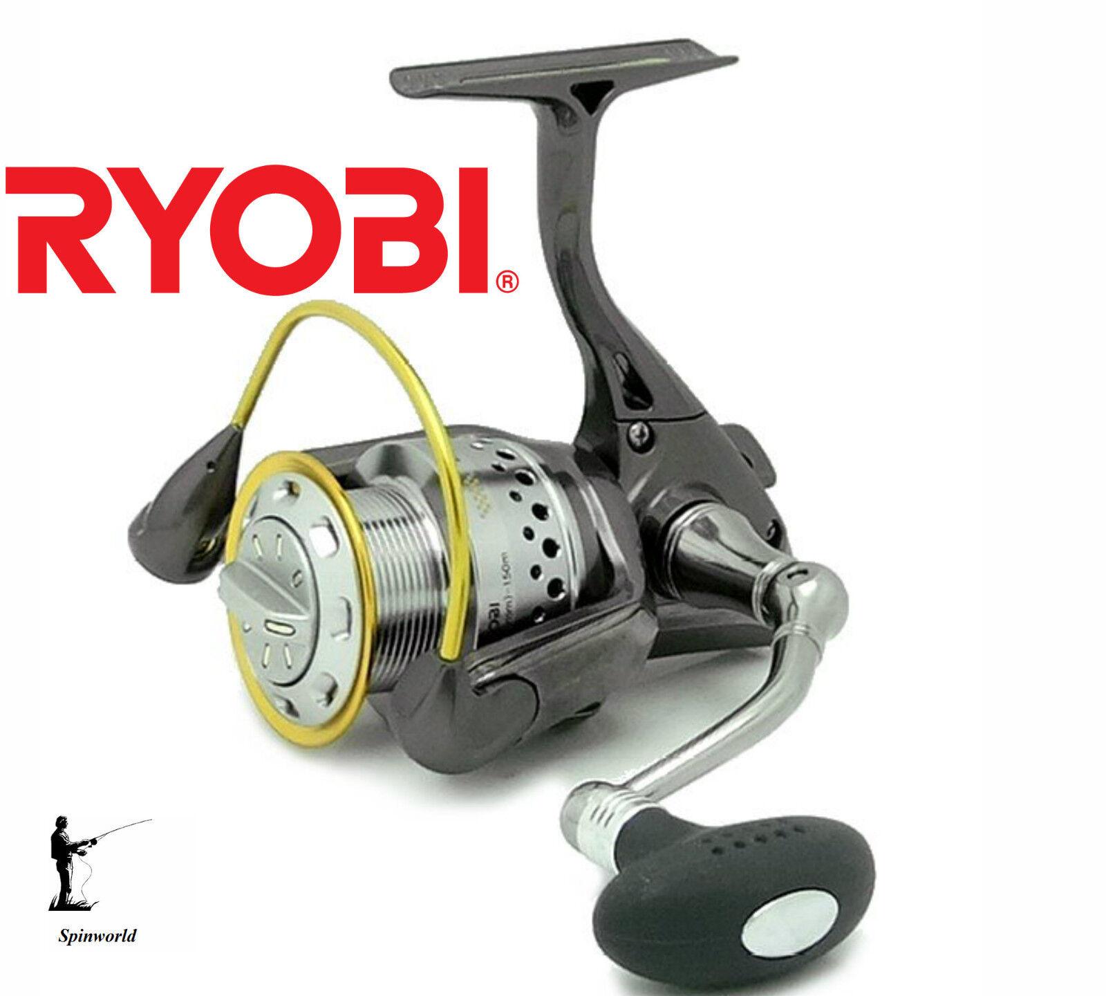 Ryobi Zauber pesca con Mulinello OTTIMO PER PER PER ESCHE varie taglie made in Japan 1st a17727