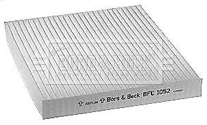 Genuine Borg /& Beck Interni Polline Cabina FILTRO ARIA-BFC1071