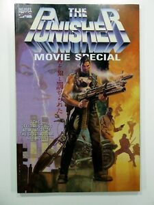 Marvel-The-PUNISHER-MOVIE-SPECIAL-1990-KEY-Dolph-LUNDGREN-NM-9-4-Ships-FREE