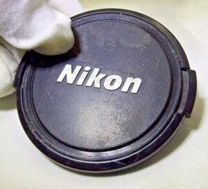 Nikon-62mm-Lens-cap-Plastic-Snap-on-type-for-Genuine-35-70mm-f2-8-Nikkor