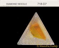 Turntable Needle Stylus Fits Technics Epc-p53 Epcp53 P-22 P22 P-23 718 Amber
