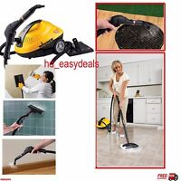 Steamer Cleaner Vacuum Machines Portable Deep Steam Clean Grill Floor Carpet Rug