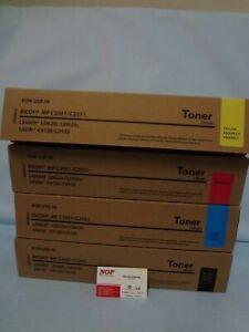 4x-Toner-Set-Ricoh-MP-C2051-MP-C2551-MPC2051-MPC2551-841500-841501-841502-841503