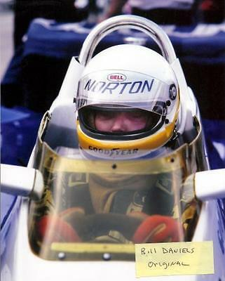 KEVIN COGAN  LOLA CHEVY GALLES CONSECO  1993 INDY 500 8 X 10 PHOTO   1B