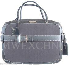 Samsonite Black Label Vintage Collection GRAY Laptop Briefcase Document Holder
