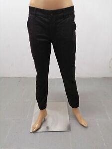 Pantalone-DIESEL-Donna-Taglia-Size-29-Pants-Jeans-Woman-Cotone-Marrone-P-7603