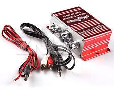 Hot Sale Mini Stereo Audio HiFi Amplifier for Car Motorcycle Boat Bar Power 12V