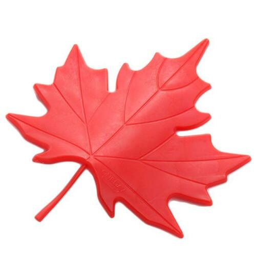 Household Autumn Maple Leaf Ornament Door Stop Stopper Doorstop Decor Ornament