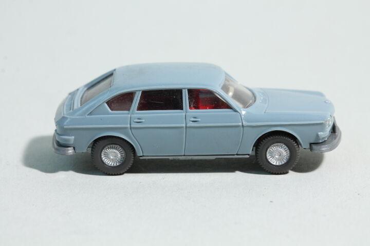 310   3B Wiking VW 411 1969 - 1979   in hellgraublau    Sale Online Shop