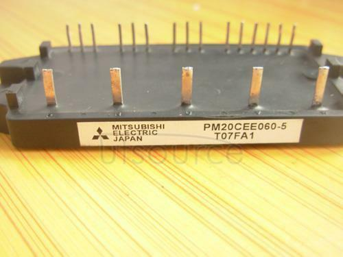 1PCS PM20CEE060-5  Encapsulation:MODULE,TRANSISTORIGBT POWER MODULE3-PH