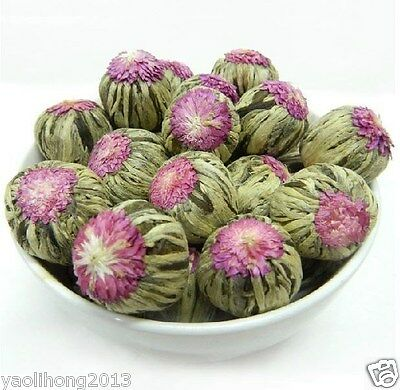 5-50PCS Jasmine Tea different blooming Flower Tea,  ypes of Gift Blooming Tea