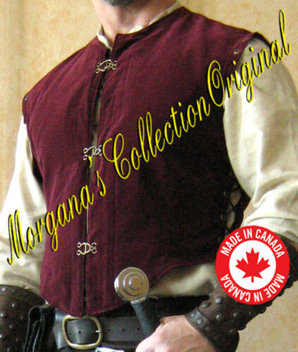 Medieval Knight Empire/'s Captain JustauCorps Doublet Jacket Deluxe
