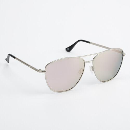 Protección de gafas de sol UV 400 de vendedores ambulantes damas hombres gafas de sol Aviator plata multicolor