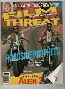 Film Threat Mag Beastie Boy Adam Horovitz X-Man John Doe June 1992 090320nonr