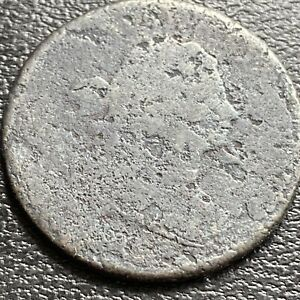 No Date Draped Bust Half Cent 1/2 Cent Circulated #29031