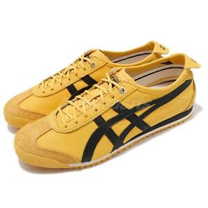 buy popular 293f4 248c5 Details about Asics Onitsuka Tiger Mexico 66 TAI-CHI Yellow Black Men Women  Shoes 1183A036-750